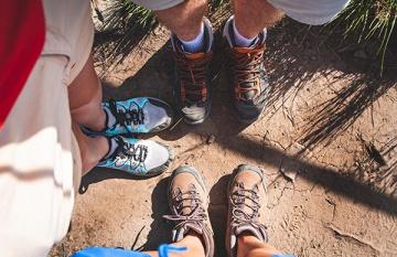 Jakie buty wybrać na wyprawę w góry?